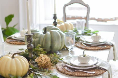 diy home decor fall home tour 34