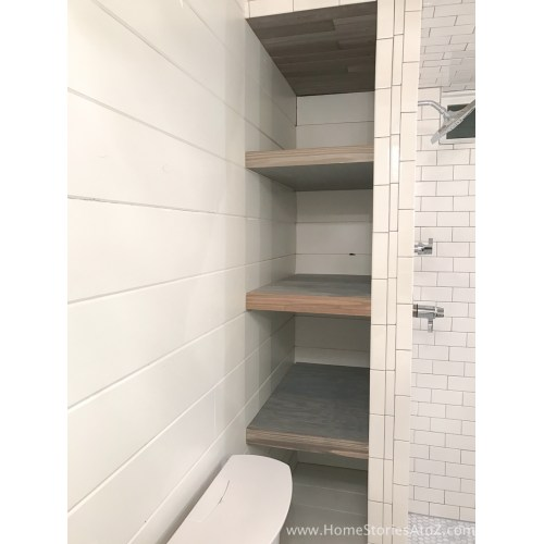 Medium Crop Of Bathroom Shelf Wall