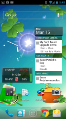 Lucky Me, St. Patrick's Live Wallpaper
