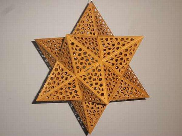 Quasicrystal Star Lantern