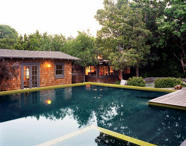 Retro Style Pool