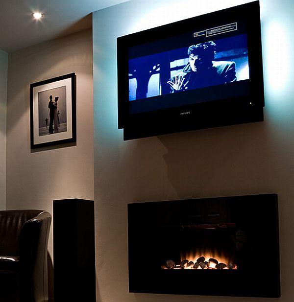 Can A Plasma Tv Heat A Room