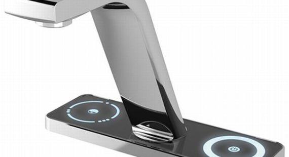 digital faucet e vision jado 2