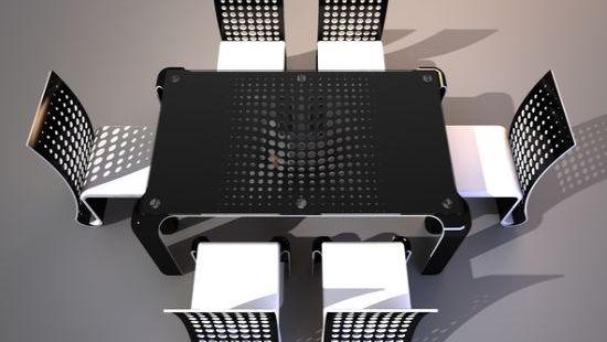 push table 4