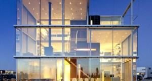 Rieteiland house: Concept based on landscape