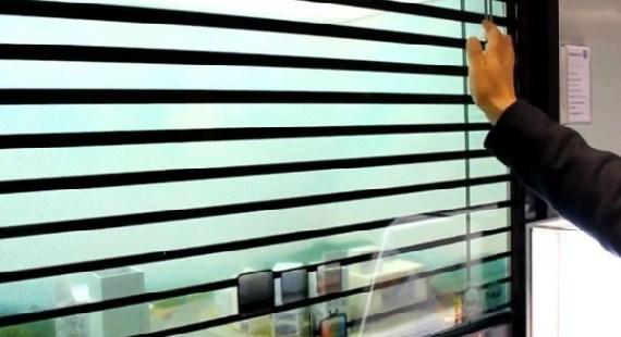 Transparent Smart Digital Window by Samsung