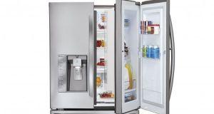 LG's Door-in-Door Refrigerator