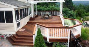 Great Outdoor Deck Ideas  (4)
