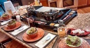 Partyaki electric tabletop