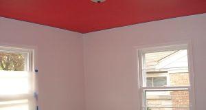 ceiling colur