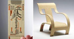Business Card Chair