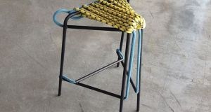 Pony stools  (2)