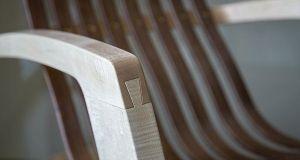 Rocking chair by J. Rusten (2)