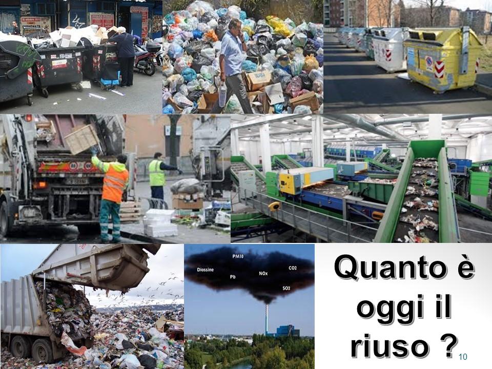 Mette ordine in casa macchine per riduzione rifiuti for Economico per costruire piani domestici
