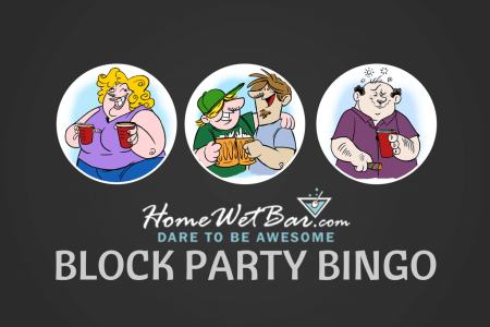 Block Party Bingo  Out