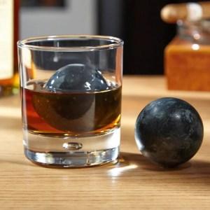 Large Round Whiskey Stone