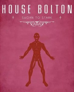Game of Thrones House Bolton