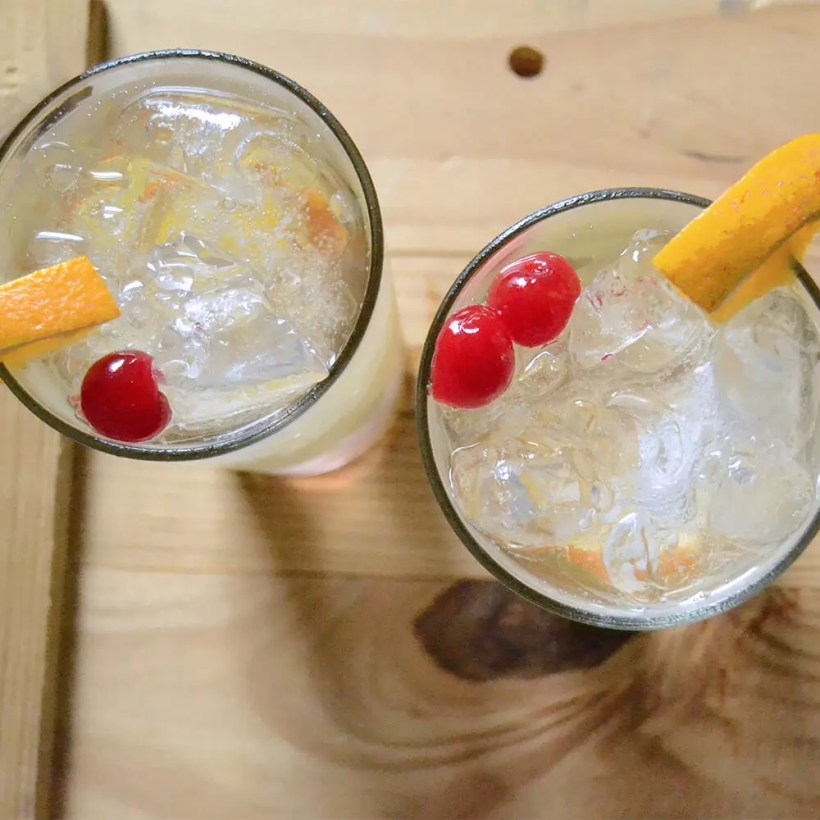 Best Tom Collins