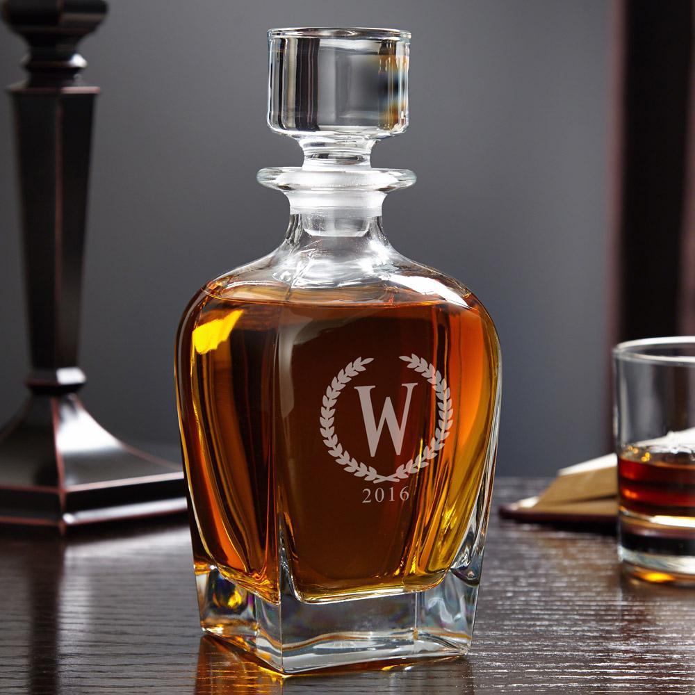 Perfect Draper Sman Personalized Whiskey Decanter Whiskey Decanter Set Tk Maxx Whiskey Decanter Set Engraved houzz-03 Whiskey Decanter Set