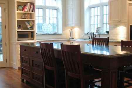 kitchen island seating 5