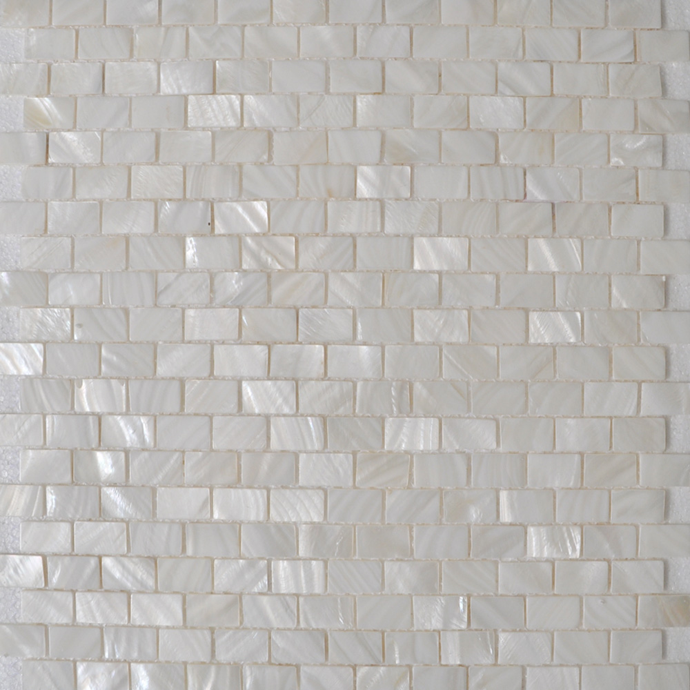 Pleasing Pearl Backsplash Kitchen Pearl Backsplash Home Depot Mor Mor Pearl Tile Shower Liner Wall Sitcker Shell Tile Mosaic Wall Tile Tiling Subway Tile Kitchen Backsplash Mor houzz-02 Mother Of Pearl Backsplash