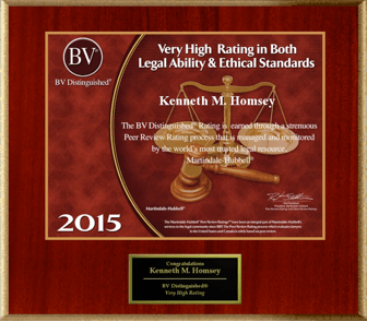 award-kenneth_homsey_law-trial_lawyer