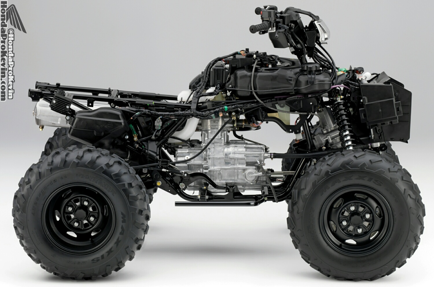 how much horsepower does a honda rubicon 500 have. Black Bedroom Furniture Sets. Home Design Ideas