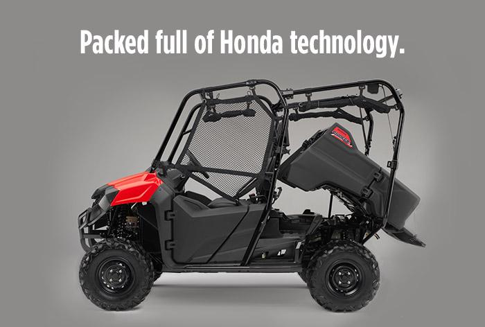 2016 Honda Pioneer 700 4 Review Of Specs Development