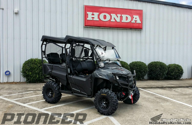 honda pioneer 700 4 accessories