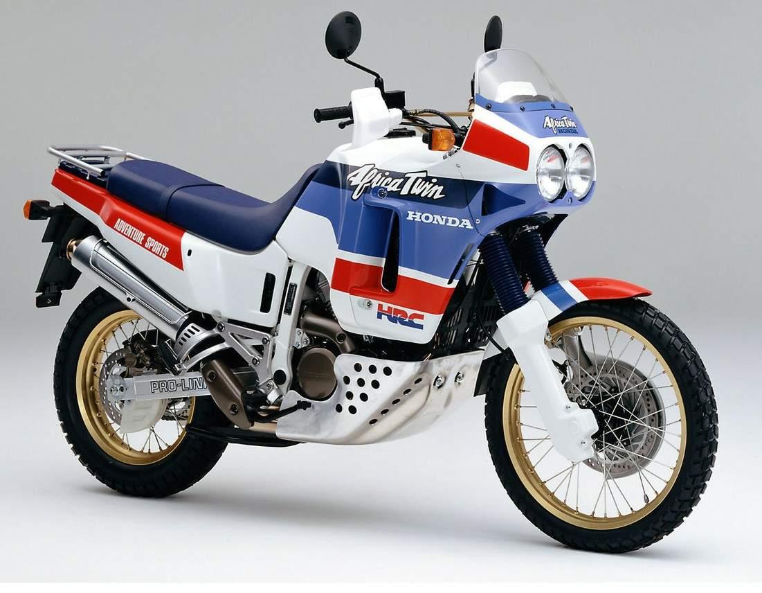 Honda dual sport