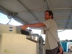 Captain Vern murdered at sea off the coast of Utila Hondura