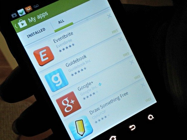 Walmart Family Mobile stored apps