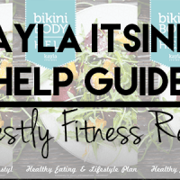 Review of Kayla Itsines HELP Guide