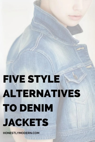 The Curious Case of the Eternal Denim Jackets
