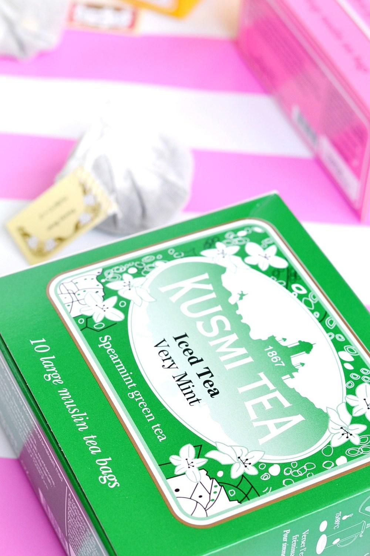 Spearmint Green Iced Tea Kusmi