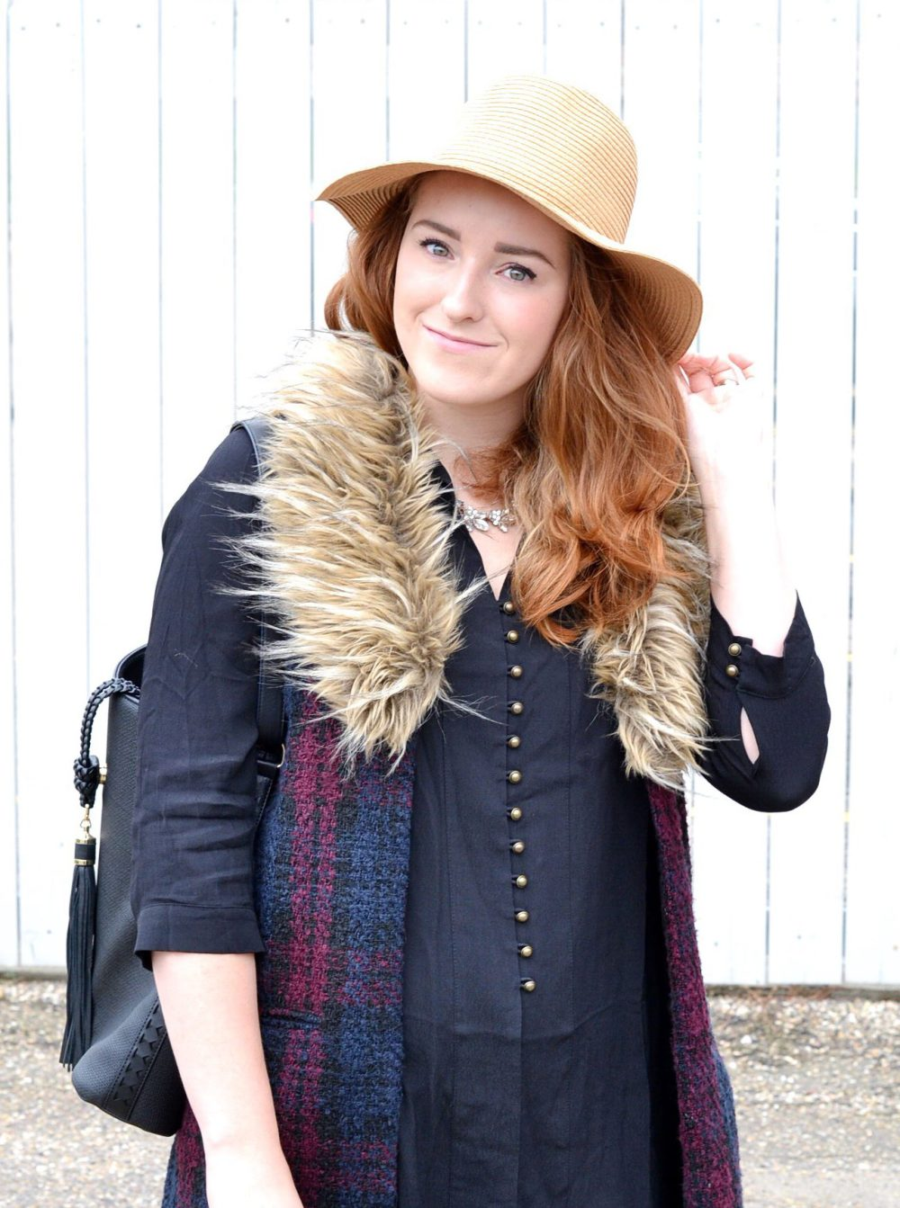 Fall Fashion With Hannah From Honey & Betts Blog