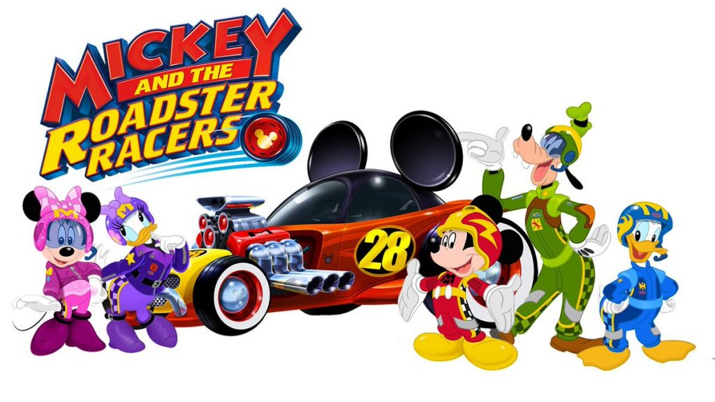 disney s mickey and the roadster racers show premieres january 15 2017