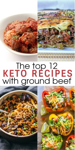 Manly Easy Keto Recipes 12 Flavorful Dinner Keto Recipe Ground Beef Cauliflower Keto Recipe Ground Beef Instant Pot Ground Beef To Try
