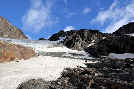 Glaciar Marcial in Ushuaia, Argentina