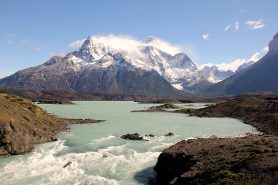 Cordillera del Paine, Patagonia Chile