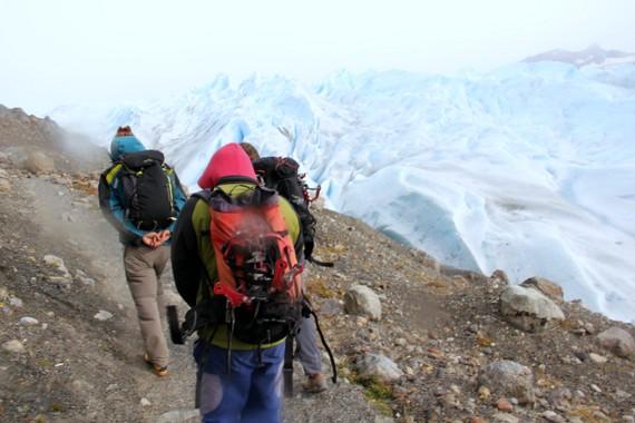Big Ice tour guides at Perito Moreno