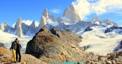 Fitz Roy Patagonia
