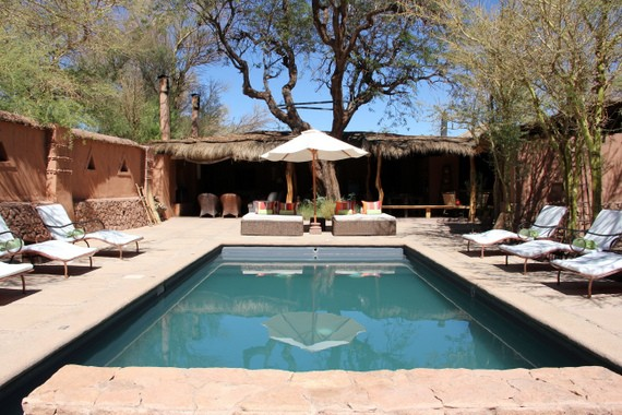 Awasi boutique Relais & Chateau property in San Pedro de Atacama Chile