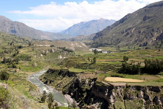 Colca Canyon, Peru travel tips