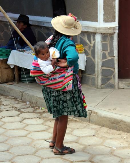 bolivan child rearing