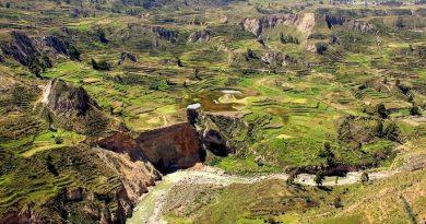 Peru's Canyon Country