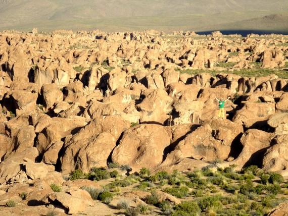 City of Rocks - San Pedro de Atacama Chile to Uyuni, Bolivia