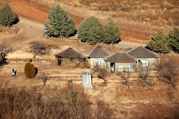 "#10 Riverside ""Bed & Breakfast, Lesotho Sani Pass"