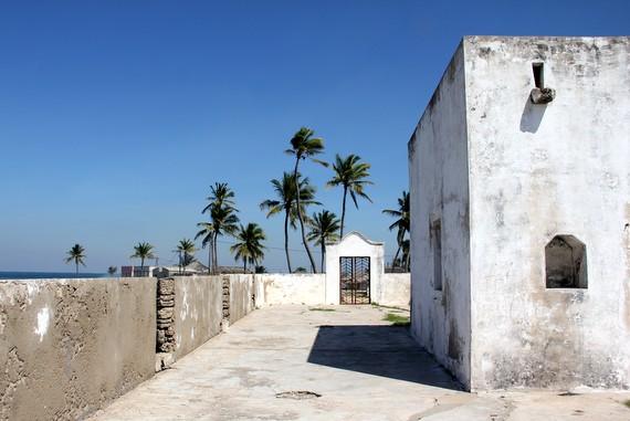 Ilha de Mozambique tourism