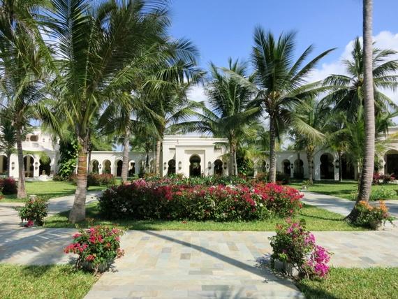 Baraza Resort, Zanzibar Tanzania